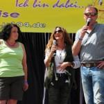 Reneé, Diana und Klaus sprechen über Tierschutz und unser Tierheim