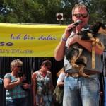 Klaus liebt Hunde